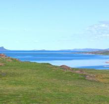 View of Iktogiak